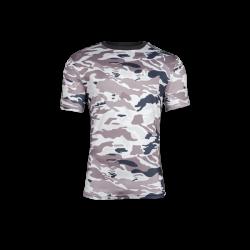 Kansas T-shirt Beige Camo